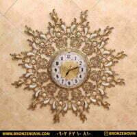 ساعت دیواری طرح خورشید صفحه 28